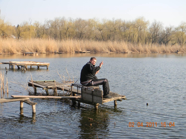 рыбалка в перещепино
